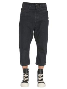 Drkshdw Astaire Cropped Trousers