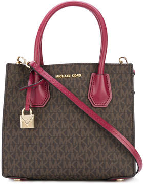 MICHAEL Michael Kors Mercer medium tote - BROWN - STYLE