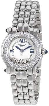 Chopard Happy Sport Stainless Steel Ladies Watch