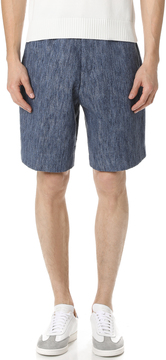 TOMORROWLAND Indigo Denim Easy Shorts