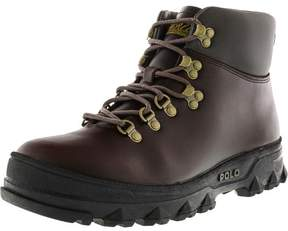 Polo Ralph Lauren Men's Hainsworth Dark Brown / High-Top Leather Boot - 9.5M