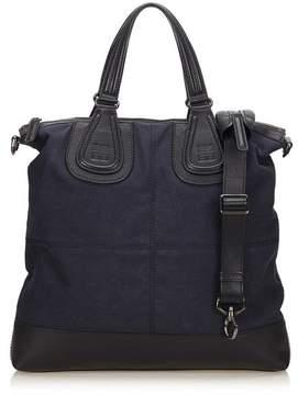 Givenchy Vintage Nightingale Shopper Bag