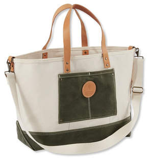 L.L. Bean Utility Boat and Tote