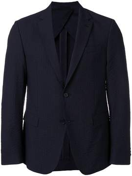 HUGO BOSS textured blazer