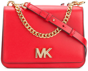 MICHAEL Michael Kors Mott Charm Swag bag - RED - STYLE