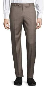 Zanella Devon Fleece Flat Front Slacks