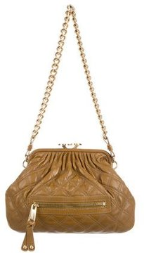 Marc Jacobs Little Stam Bag - BROWN - STYLE