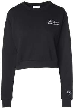 Chiara Ferragni Suite Service Cotton-jersey Sweatshirt