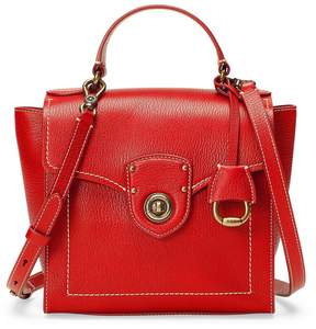 Lauren Ralph Lauren Millbrook Top-Handle Cross-Body Bag