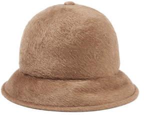 Marc Jacobs Stephen Jones Rabbit-felt Cloche Hat - Mushroom