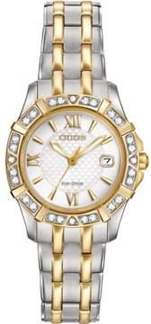Citizen Women's Stainless Steel Watch, 26mm