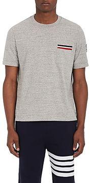 Moncler Gamme Bleu Men's Cotton Jersey T-Shirt