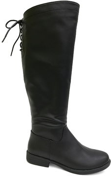 Bamboo Black Montana Boot