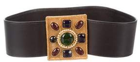 Chanel Gripoix Waist Belt
