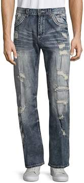 Affliction Men's Ripped Jeans