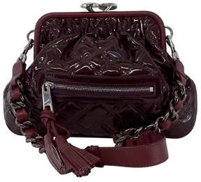 Marc Jacobs Maroon Quilted Stam Bag - MAROON - STYLE