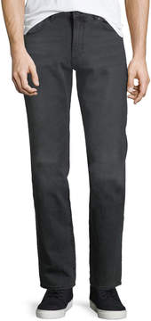 DL1961 Dl 1961 Russell Slim-Straight Jeans, Black