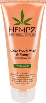 Hempz White Peach Rose & Peony Herbal Shave Gel