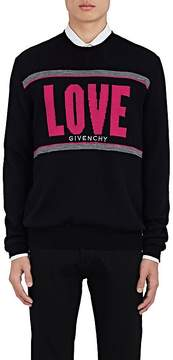 Givenchy Men's Love Cotton Sweater