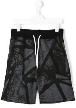 MSGM printed shorts