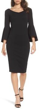 Felicity & Coco Women's Bell Sleeve Midi Dress