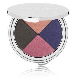 La Bella Donna Compressed Mineral Eyeshadow Compact - Despina