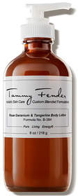 Tammy Fender Rose Geranium and Tangerine Body Lotion