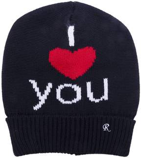 Raf Simons I Heart You Beanie