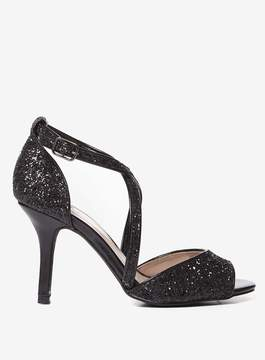 Dorothy Perkins Wide Fit Black 'Blair' Sandal