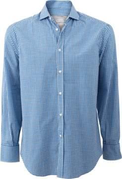 Brunello Cucinelli Checkered Shirt