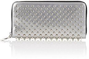 Christian Louboutin Women's Panettone Zip-Around Wallet