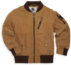 Urban Republic Little Boy's Cotton Bomber Jacket
