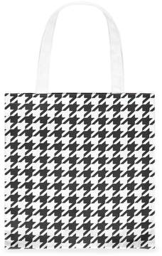 Forever 21 Houndstooth Eco-Tote