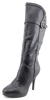 Style&Co. Style & Co. Womens Feisty Almond Toe Knee High Fashion Boots.