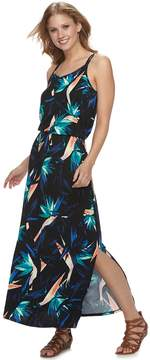 Apt. 9 Women's Blouson Maxi Dress