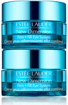 Estée Lauder New Dimension Firm + Fill Eye System, 10 mL