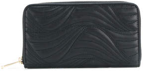 Salvatore Ferragamo stitched long wallet