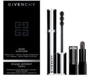 Givenchy Noir Couture Set