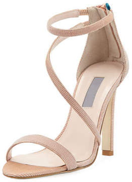 Sarah Jessica Parker Serpentine Sparkle Strappy Sandal, Iri