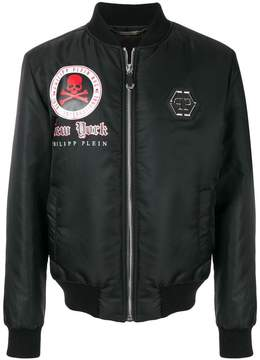 Philipp Plein King New York bomber jacket