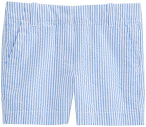 Vineyard Vines Girls Seersucker Every Day Shorts