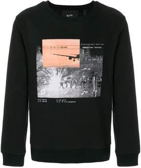 Blood Brother Update sweatshirt
