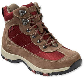L.L. Bean Womens Snow Sneakers 3, Mid Lace-Up