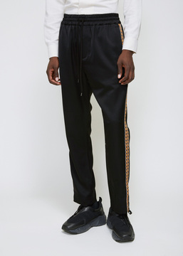 Cmmn Swdn Black Buck Track Pant
