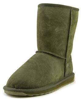 Emu Stinger Lo Women Round Toe Suede Winter Boot.