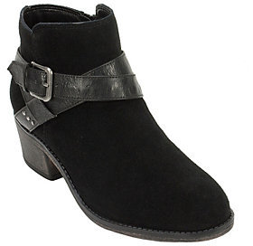White Mountain Heritage Collection LeatherAnkleBoots - Yonder