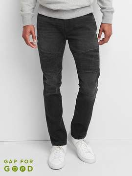 Gap Moto skinny fit jeans with stretch