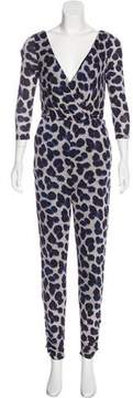 ALICE by Temperley Printed Felicity Jumpsuit w/ Tags
