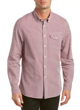 Jachs Dobby Classic Fit Woven Shirt
