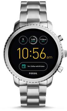 Fossil Gen 3 Smartwatch - Q Explorist Stainless Steel